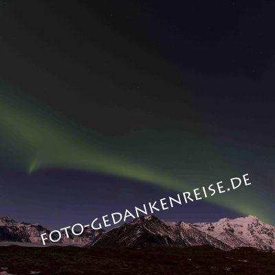 Polarlicht Nordlicht Island