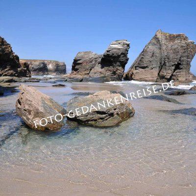 Praia Catedrais Galizien